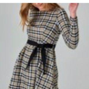 Dresses & Skirts - Tags attached  s u p e r cute plaid dress